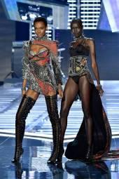 Herieth Paul - Grace Bol - Victoria's Secret Fashion Show