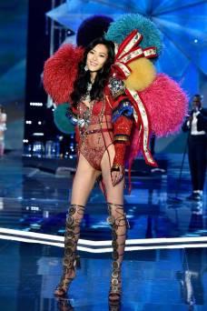 Liu Wen - Victoria's Secret Fashion Show