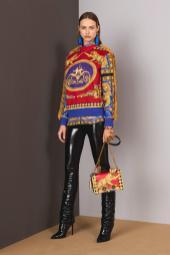 Birgit Kos - Versace Pre-Fall 2018