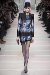 Nikki Vonsee - Armani Privé Spring 2018 Couture