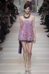 Amanda Googe - Armani Privé Spring 2018 Couture