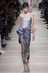 Greta Lutosch - Armani Privé Spring 2018 Couture