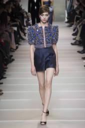 Odette Pavlova - Armani Privé Spring 2018 Couture