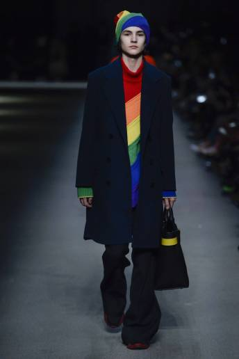 Peter Gerlach - Burberry Spring 2018 Ready-to-Wear