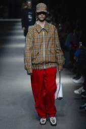 Faretta - Burberry Spring 2018 Ready-to-Wear