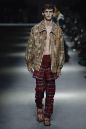 Luc Defont-Saviard - Burberry Spring 2018 Ready-to-Wear