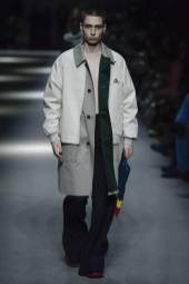 Lorens Miklasevics - Burberry Spring 2018 Ready-to-Wear