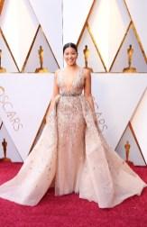 Gina Rodriguez - Elbise: Zuhair Murad Couture