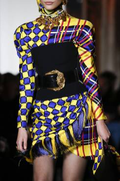 Versace Fall 2018 Ready-to-Wear
