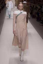 Frederikke Sofie - Fendi Fall 2018 Ready-to-Wear