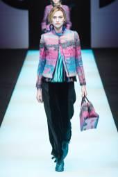 Sophia Ahrens - Giorgio Armani Fall 2018 Ready-to-Wear