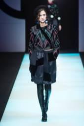 Vaiora Stroganoff - Giorgio Armani Fall 2018 Ready-to-Wear
