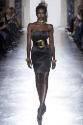 Adut Akech - Versace Fall 2018 Ready-to-Wear