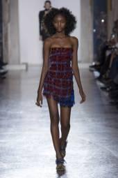 Eniola Abioro - Versace Fall 2018 Ready-to-Wear
