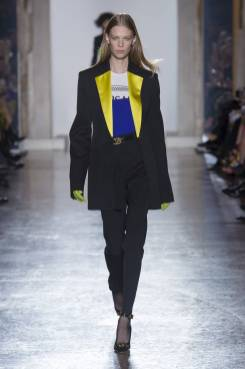 Lexi Boling - Versace Fall 2018 Ready-to-Wear
