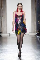 Gigi Hadid - Versace Fall 2018 Ready-to-Wear