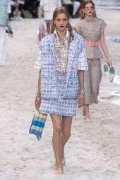 Sarah Dahl - Chanel Spring 2019 Ready-to-Wear
