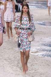 Mathilde Henning - Chanel Spring 2019 Ready-to-Wear
