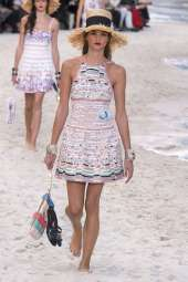 Margriet LoosmanChanel Spring 2019 Ready-to-Wear