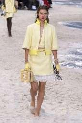 Meghan Roche - Chanel Spring 2019 Ready-to-Wear