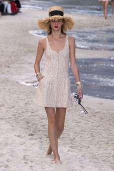 Julia Merkelbach - Chanel Spring 2019 Ready-to-Wear