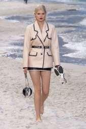 Ola Rudnicka - Chanel Spring 2019 Ready-to-Wear