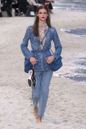 Sara Dijkink - Chanel Spring 2019 Ready-to-Wear