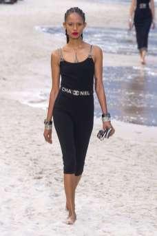 Adesuwa Aighewi - Chanel Spring 2019 Ready-to-Wear