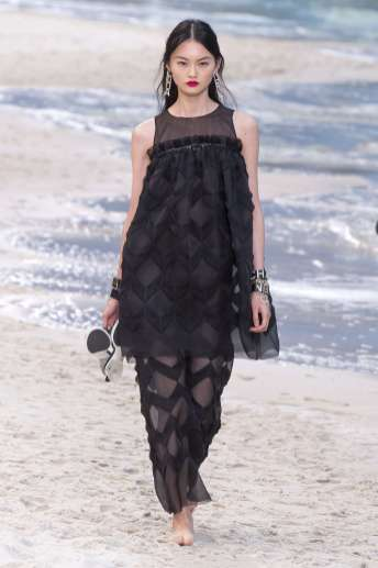 He Cong - Chanel Spring 2019 Ready-to-Wear