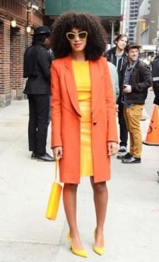 Como combinar cor de laranja - Nível Avançado 8