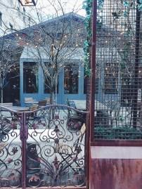 El frente del NoMo SoHo.