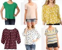yeni bluz modelleri