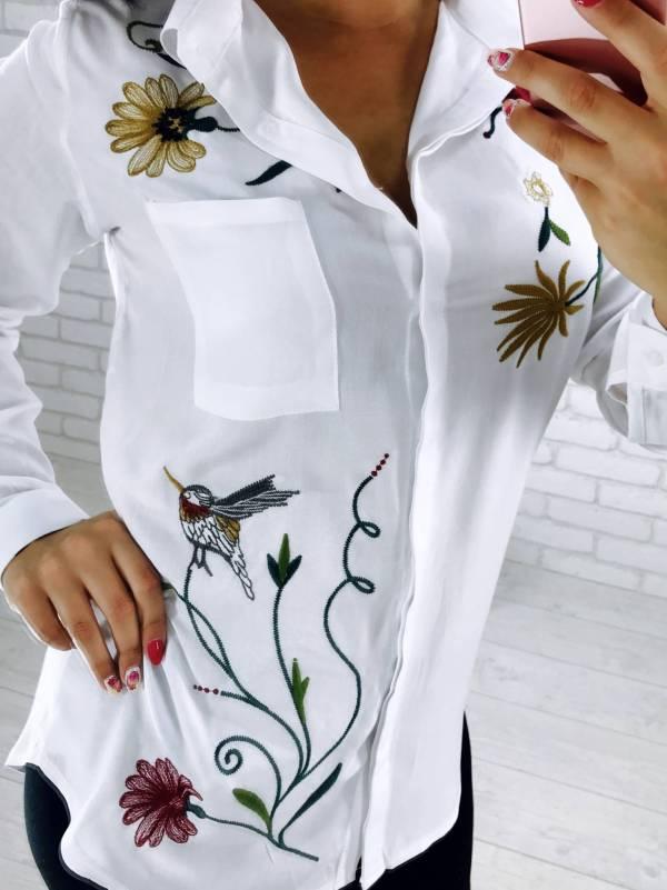 Koszula Misam biała