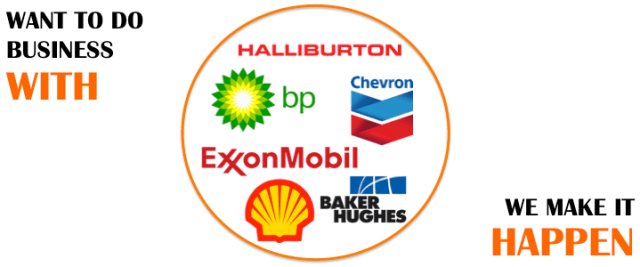 how to sell to oil and gas industry