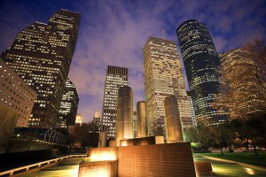 houston-downtown-night