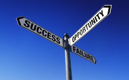 success failure oppertunity