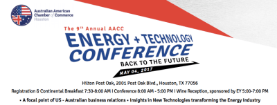 Energy and Technology Conference
