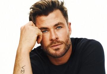 Chris Hemsworth embaixador BOSS