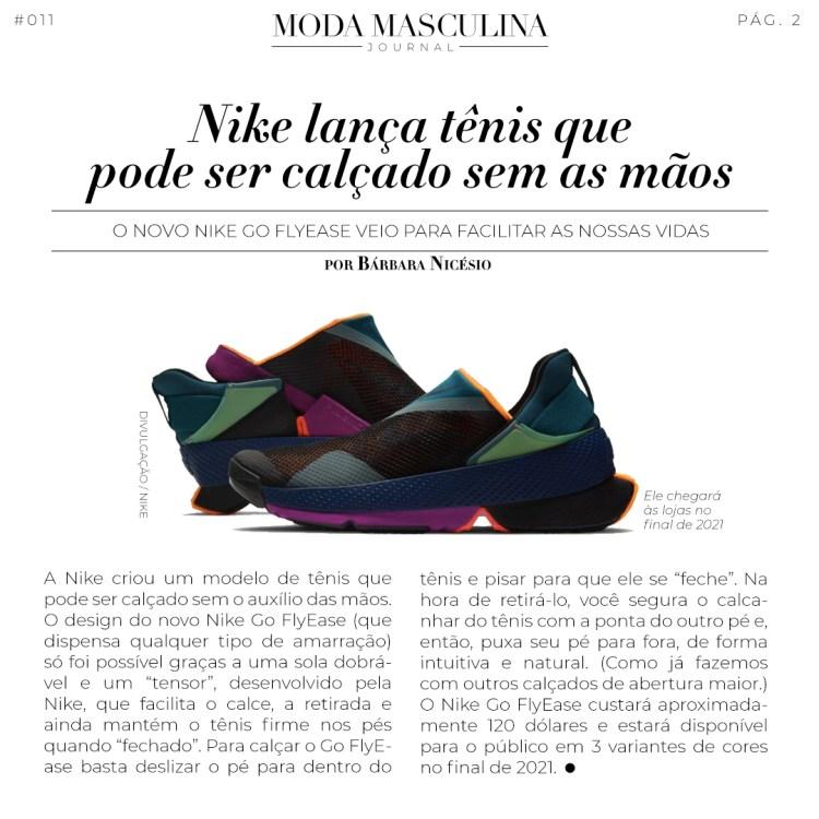 Moda Masculina Journal #011