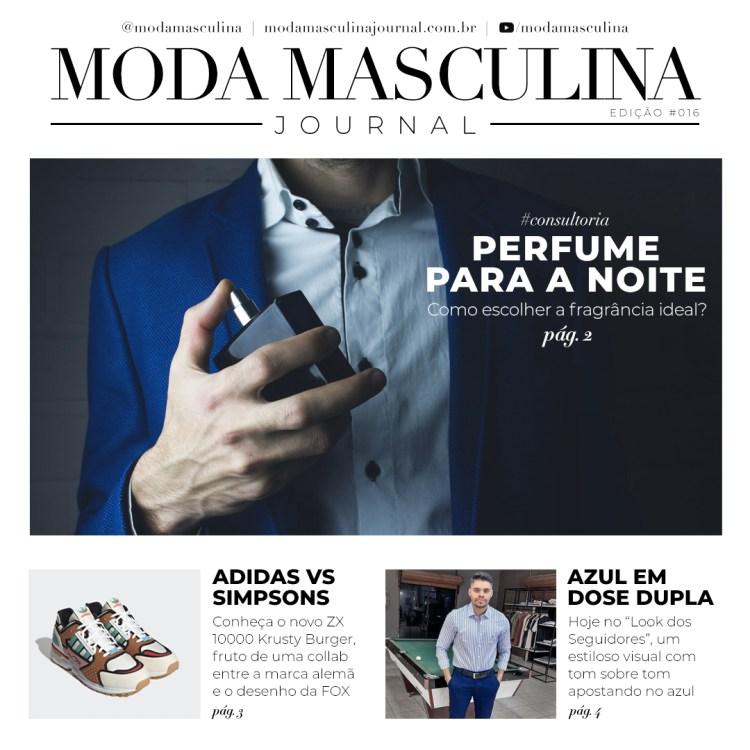 Moda Masculina Journal #016