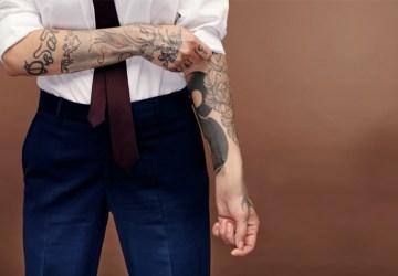 tatuagem no meio corporativo