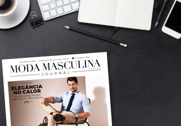 Moda Masculina Journal #018