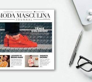 Moda Masculina Journal #017