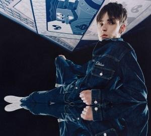 Dior vs Kenny Scharf