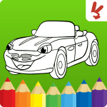 Cars coloring book for kids 1.8.2 Mod Download – for android