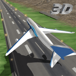 Plane Landing Simulator 2017 2.0 Mod Download – for android