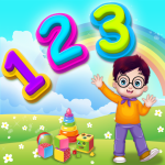 123 Numbers Counting And Tracing Game for Kids 1.2 Mod Download – for android
