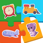 Animal Jigsaw Puzzles for Kids – Toddlers Games 1.2.1 Mod Download – for android