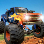 Offroad Tracks Ramps Stunt : Monster Truck Stunts 1.0 Mod Download – for android