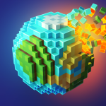 PlanetCraft Block Craft Games 4.11.3 Mod Download for android